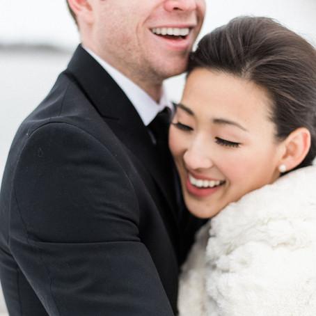 Emotional and Intimate Hospital Wedding- Laura + Jared