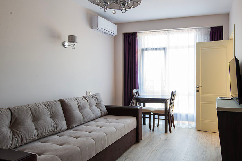 Family One Bed Room Apartment