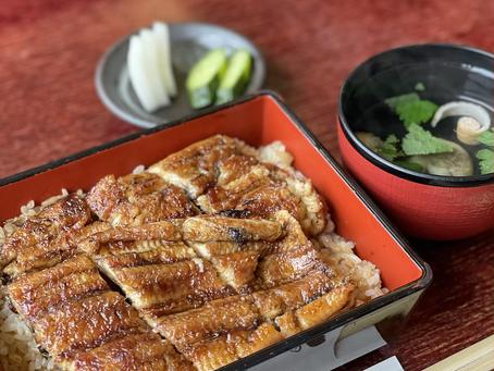 御食つ国若狭でうなぎランチとおいしい日本酒早瀬浦