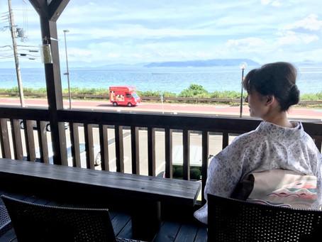 絶景を眺めながら頂けるお蕎麦屋さん@十割そば白ひげ・滋賀県高島市