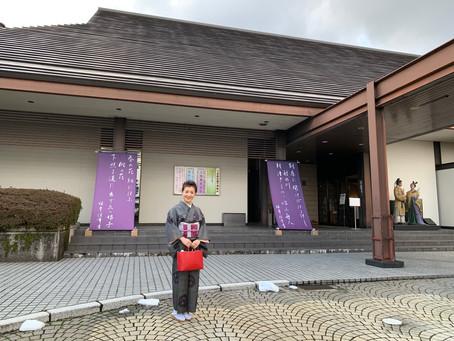 大伴家持が越中国守として5年間暮らした場所へ@高岡市万葉歴史館・富山県高岡市