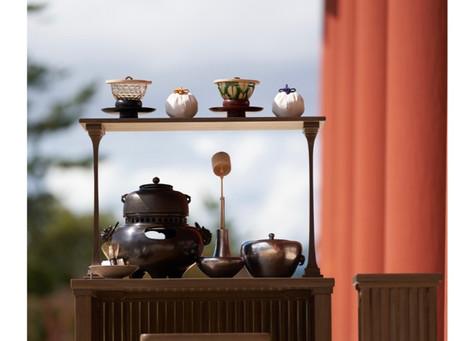 茶〜祈りと楽しみ@爲三郎記念館・名古屋
