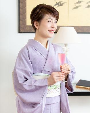 大阪枚方着物着付け教室サロン・ド・ヴィーヴルのレッスン案内