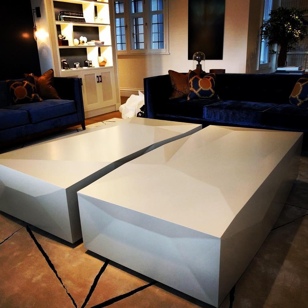 st james' street - 2 coffee table