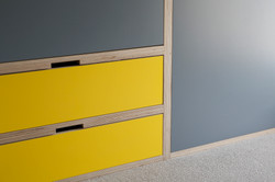 Canford Rd 46 - Yellow Drawer