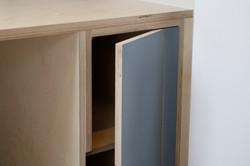 Canford Rd 46 - Desk Cupboard