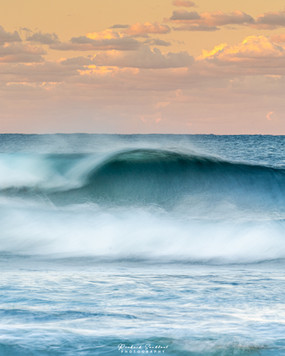 Soft Pacific Sunrise