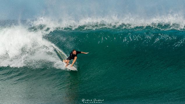 Surfing at Thirroul