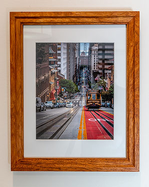 "Picture Frame, 11 X 14"", Rosewood"