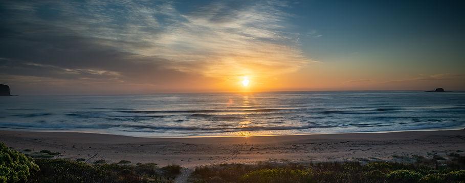 Durras Sunrise Pano - 181031.jpg
