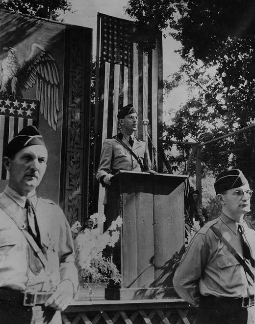 Hans Diebel at Hindenburg Park
