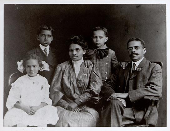 Garrott Family Portrait
