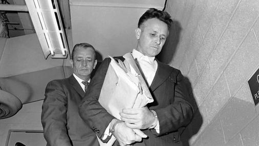 J.B. Stoner with James Earl Ray