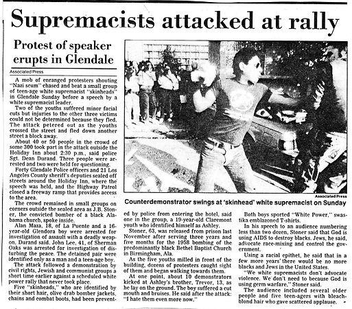 Supremacists attacked (1987, Nov 23).jpg