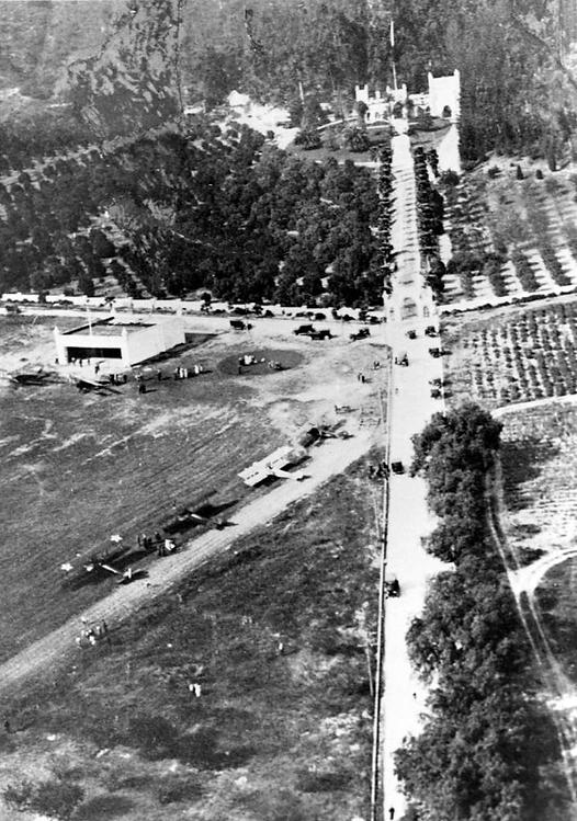L. C. Brand Airfield