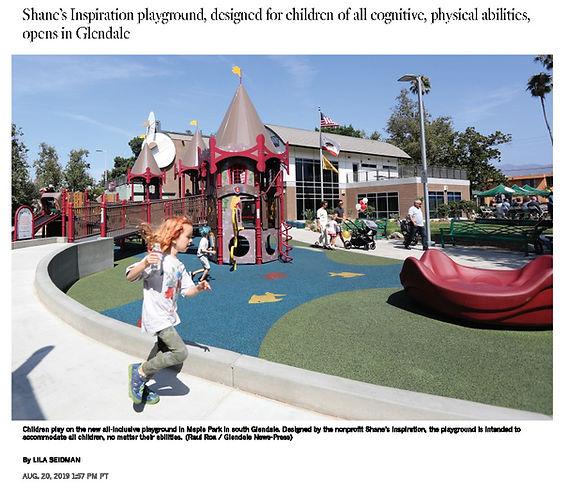 Shane_s Inspiration playground, designe.