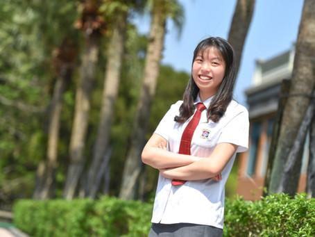 文理兼擅郭庭妤 雙軌升學錄取交通大學和多所美國名校