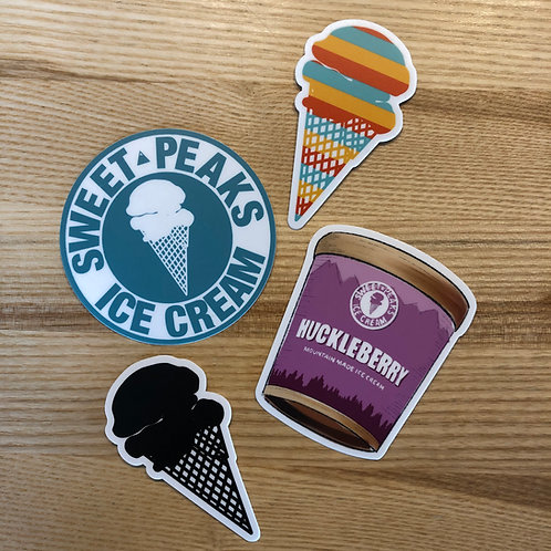 Sticker Party Pack (4)