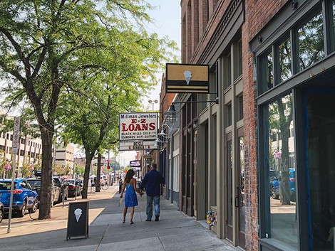 Spokane Storefront