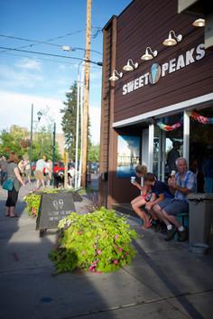 Whitefish Sweet Peaks Storefront