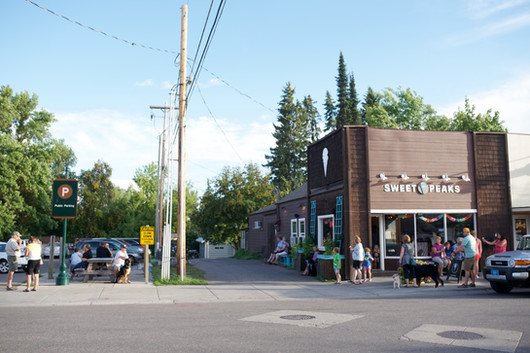 Whitefish Storefront
