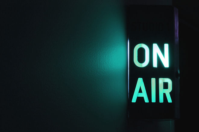 On Air Sign | independent artist