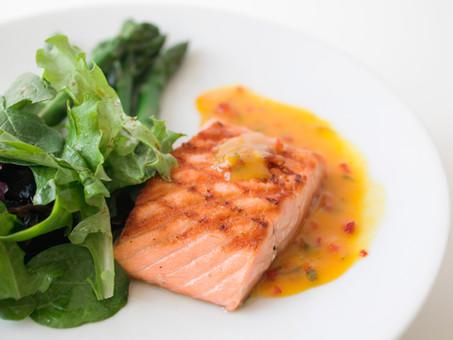 Penjudi Hebat Pasti Makan Salmon