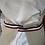Thumbnail: TABLIER CHEF Lin BRÜT Bleu Blanc Rouge & Pochette