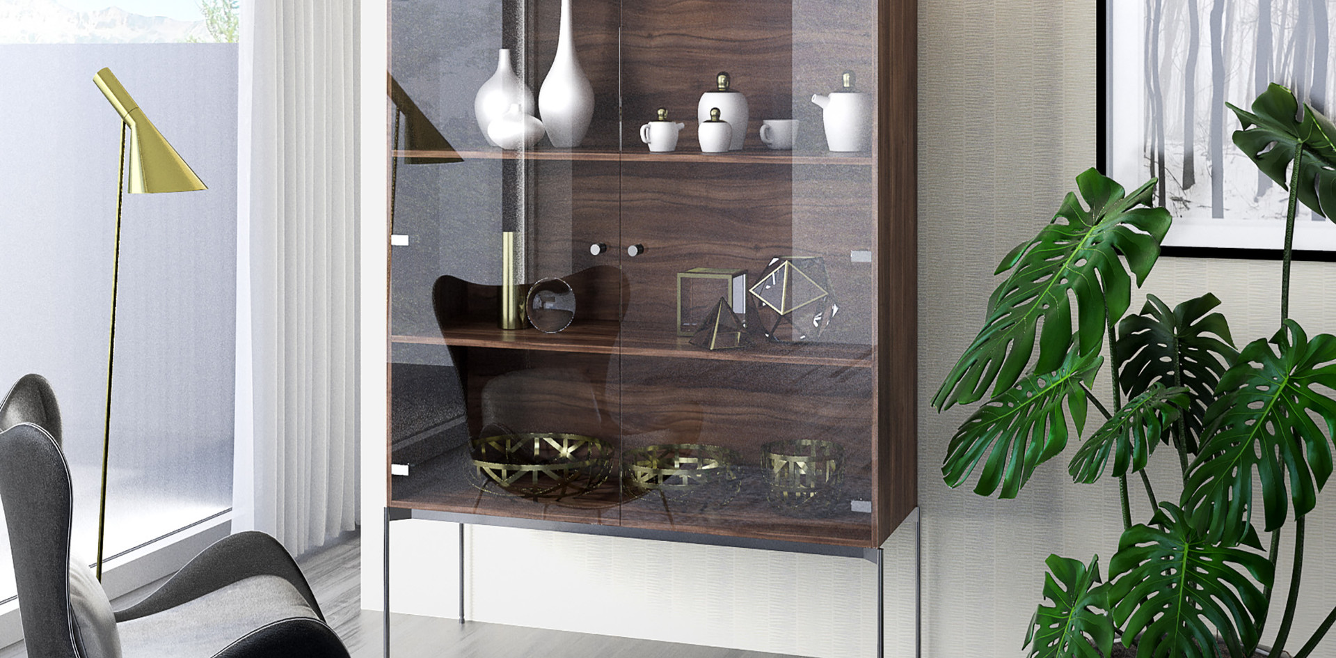 Glass Doors in Essence