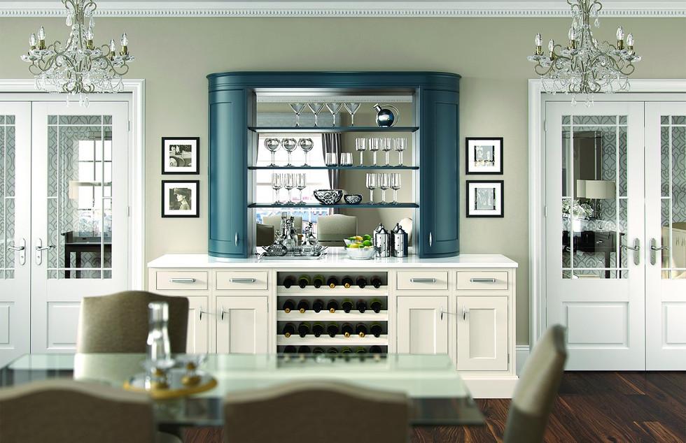 Motte In-Frame Kitchen