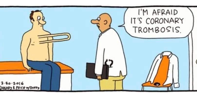 Trombone Dad Joke