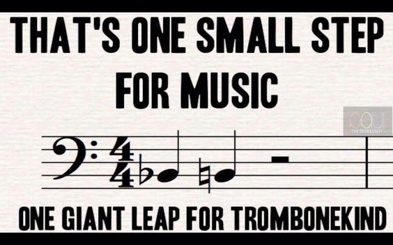 Trombone Leap