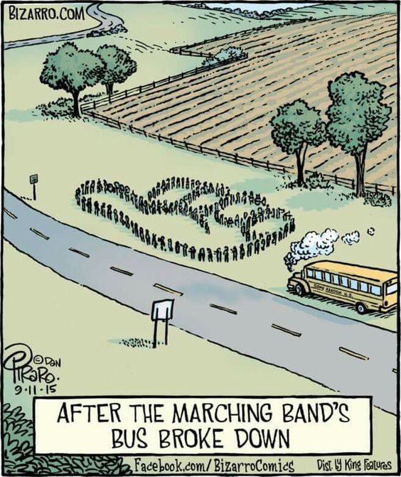 Marching Life 1