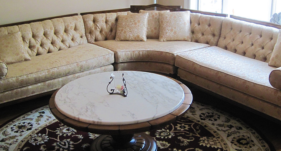 Living Room Furniture - Upholstery, Reupholstery, Fabrics & Foam Central New Jersey, Middlesex
