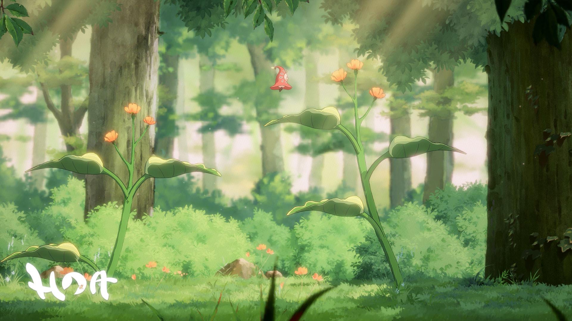 Hoa the game | Screenshot 03