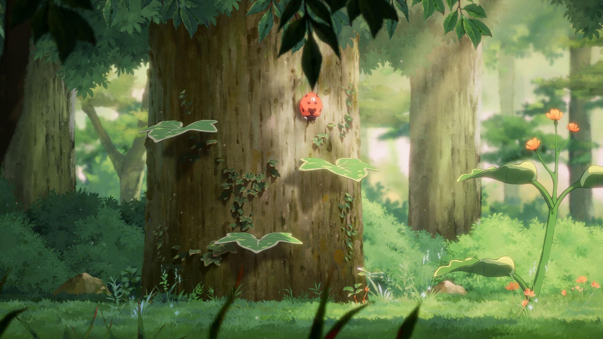 Hoa the game | Environment