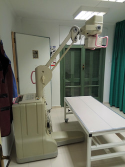 Εξεταστήριο Β - Ακτινολογικό