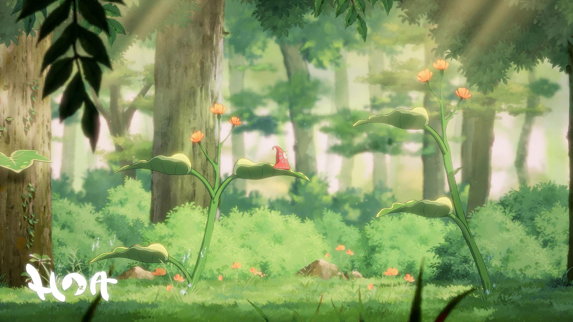 Hoa the game | Screenshot 02