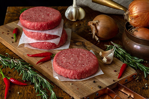 GRIFFITHS BEEF BURGERS