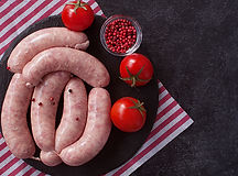 38 Pork Honey Mustard Sausages v1.jpg
