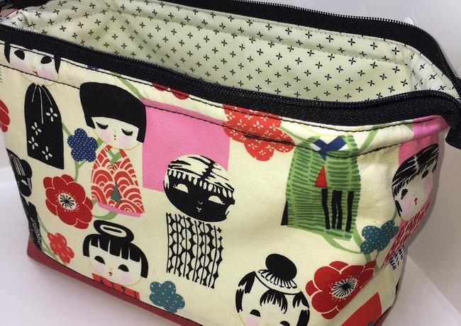 Japanese Cosmetic Bag