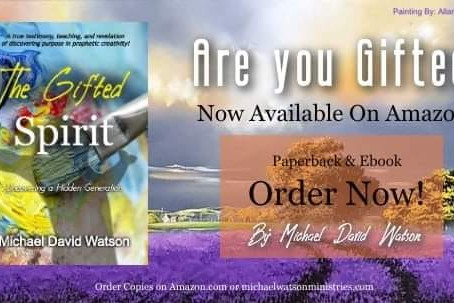 *Newest Title* The Gifted Spirit - Available on Amazon & Kindle