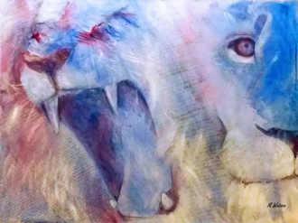 The Prophetic Lion 300 -  Prophetics Gal