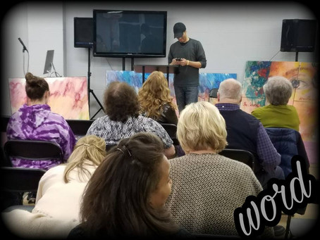 Gifts Released @ Prophetic Meeting in Wickliffe Ohio