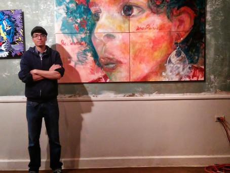 Michael Watson Art Show - Cleveland Heights