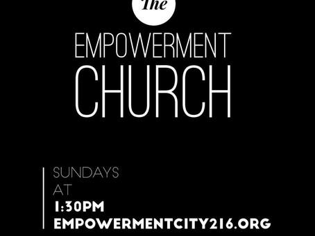 P. Michael & F.L. Aqueelah @ The Empowerment Church!