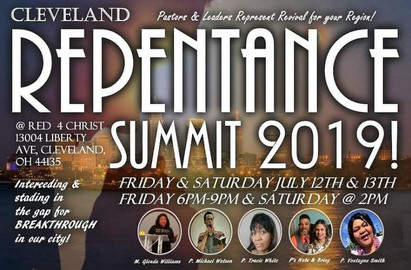 Repentence Summit 2019