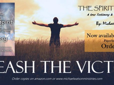 The Spirit of Victory - On Amazon & Kindle!