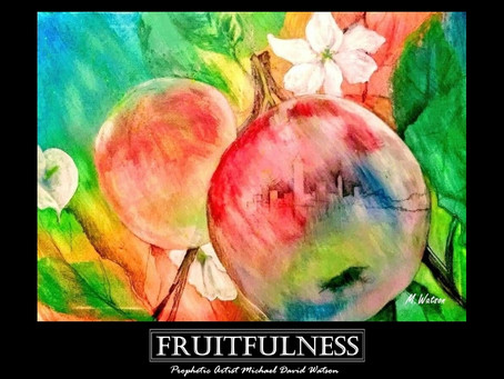 FRUITFULNESS! | *New Framed Print