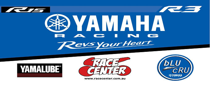 ATTENTION Yamaha R15 GP Juniors and R3 Cup competitors!